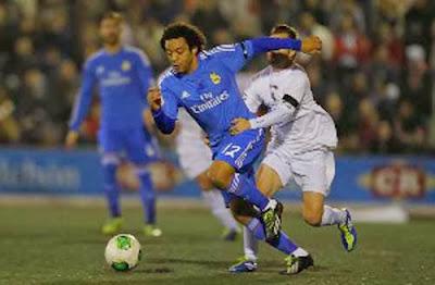Xem lại đầy đủ trận Xativa vs Real Madrid