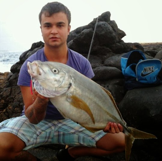 pesca spinning canarias