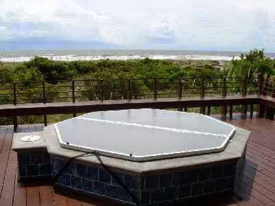 Aluminum Spa Covers