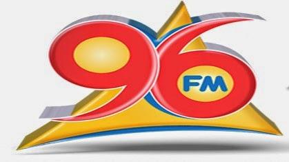 Rádio 96 FM de Concórdia SC ao vivo