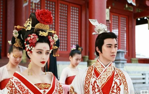 wallpaper The Empress of China 2015 Hd