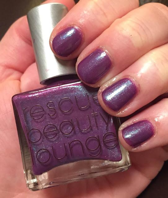 Rescue Beauty Lounge, Rescue Beauty Lounge Scrangie, Rescue Beauty Lounge Blogger Collection 2009, nails, nail polish, nail lacquer, nail varnish, manicure