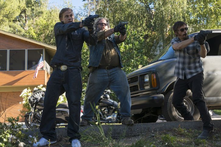 Sons of Anarchy - Episode 7.04 - Poor Little Lambs - Promotional Photos