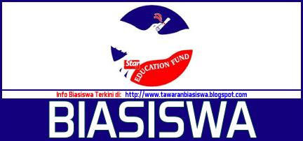 Biasiswa The Star Education Fund