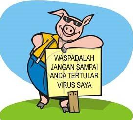 Cegah Flu Babi Dengan Teknologi Plasmacluster