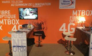 اتصالات المغرب تطلق خدمة +4G اليوم