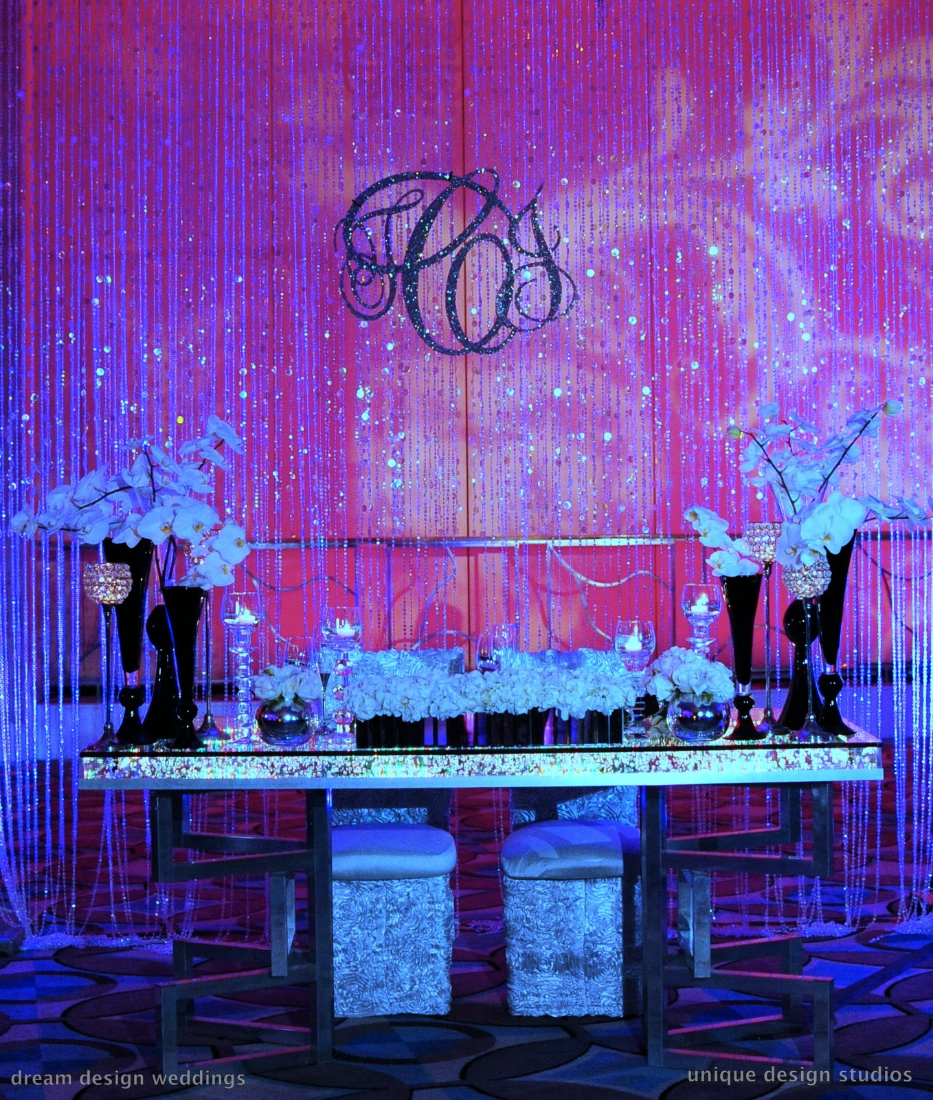 Tiffany cook events saturday sweetheart table inspiration for Table design for wedding