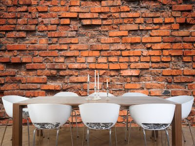Brick Effect Wallpaper1