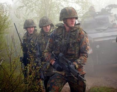 জার্মান সেনাবাহিনী