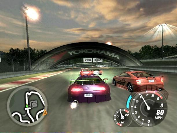 El Need For Speed Underground 2 Completo Para Pc
