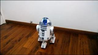 R2D2 Raspberry Pi
