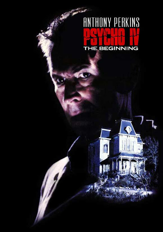 Psycho IV movie poster