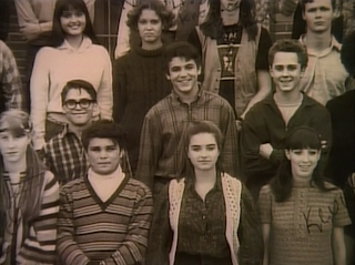 Giovanni Ribisi - The Wonder Years (opening credits)