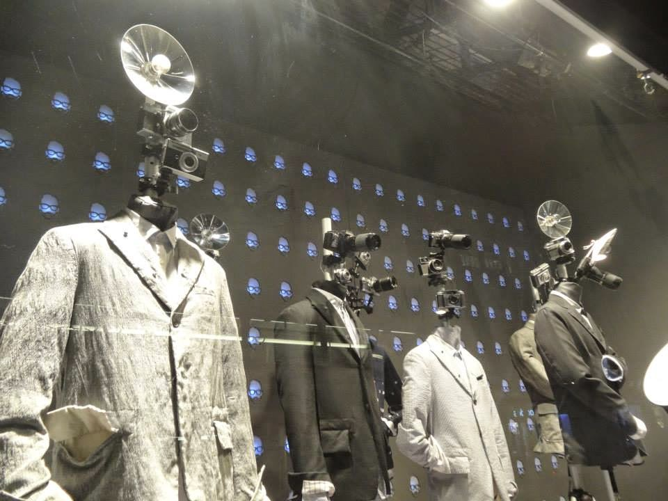 Selfridges Shopwindow Bright Old Things 2015 Nick Wooster