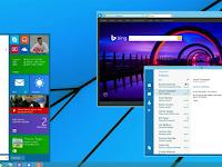 Akhirnya Start Menu Akan kembali ada di Windows 8.1 Update