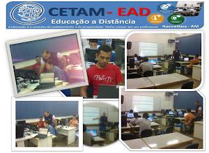 Técnicos em Manutenção em aula prática da Disciplina Aplicativo de Escritório.