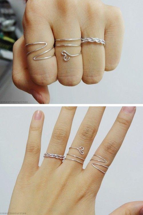 Beader Garden  Trendy Style  U2013 Wire Wrapped Jewelry