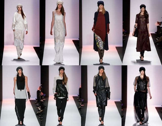 New York Fashion Week - BCBG Max Azria