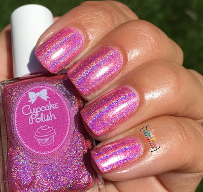 Cupcake Polish Pick Of The Patch