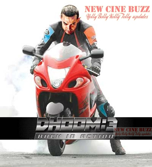 Abhishek Bachchan, Aamir Khan, Uday Chopra,dhoom3 Hindi Movie, Logo, Posters, Wallpapers, Pictures, Images, Stills, Amir Khan Doom 3 Pictures