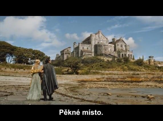 HBO Game of Thrones s05e02: House of Faceless God in Braavos