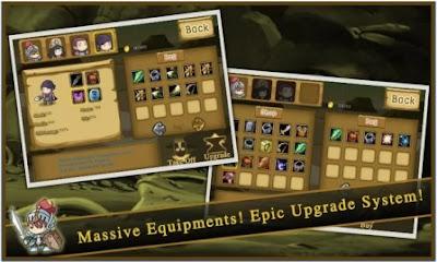 Game Strategi Seru Android Offline Hero Gladiator MOD APK