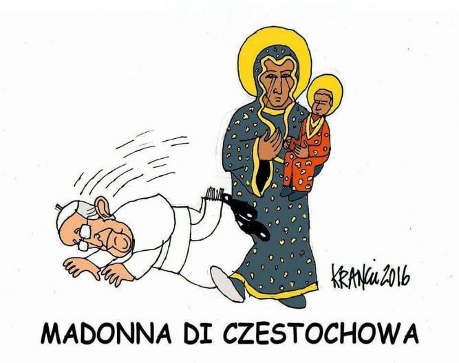 """""""YO VENCERÉ AL MALDITO SATANÁS"""" Nuestra Señora  del Buen Suceso."""