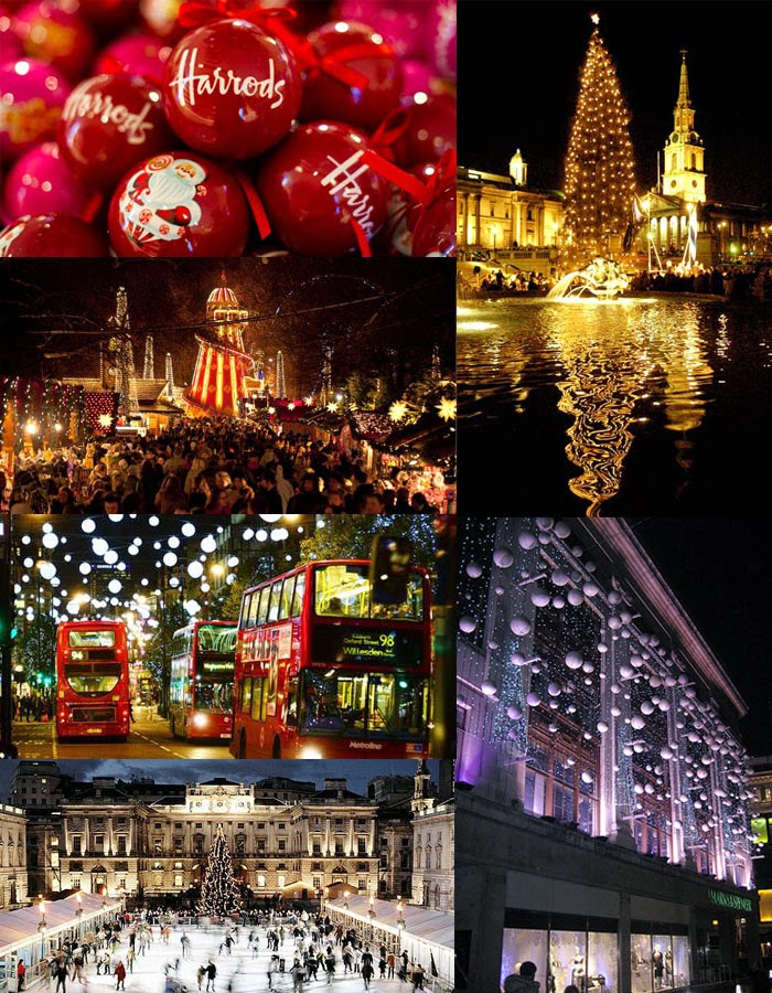 5 things to do in London during Christmas time