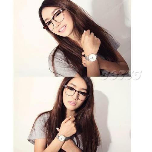 Kacamata Korea Cute