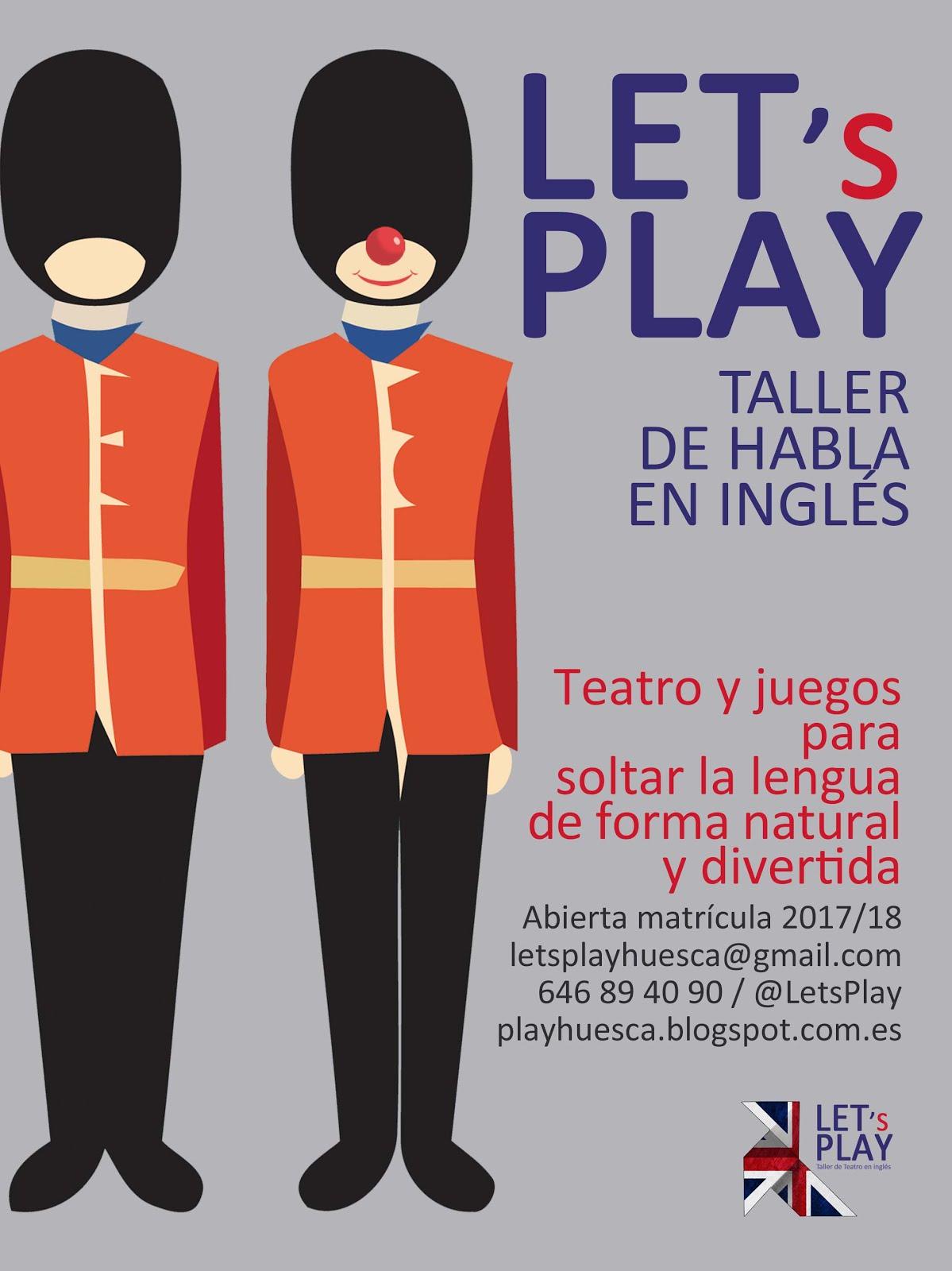LET'S PLAY NIÑOS