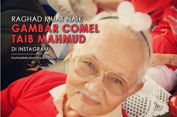 Adoi Isteri Muat Naik Gambar Comel Tun Abdul Taib Mahmud