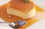 Caramel Pudding to order