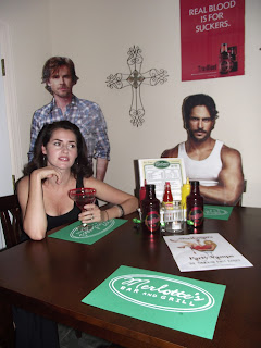 True Blood Party - Merlotte's@ Northman's Party Vamps