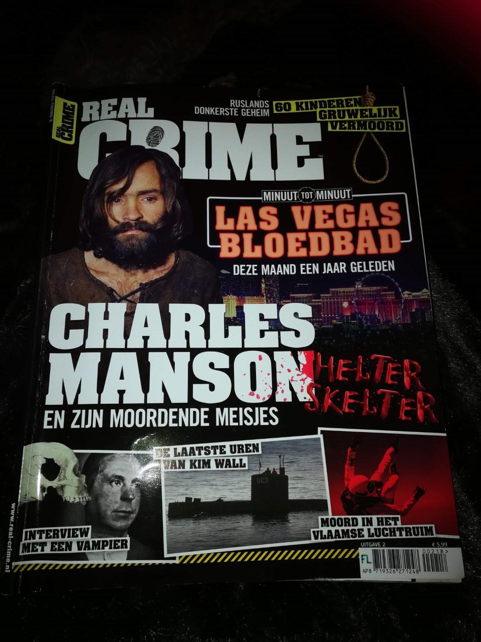 Nieuwe Real Crime Magazine is uit!