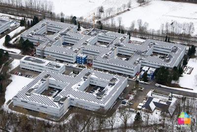 605-kWp-Dachanlage im dänischen Virum - Foto: GreenGo Energy