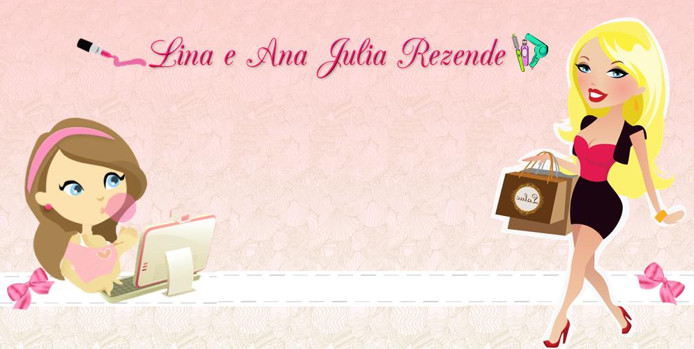 Lina e Ana Julia Rezende