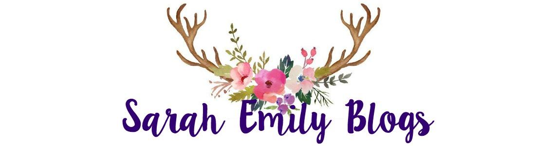 Sarah Emily Blogs