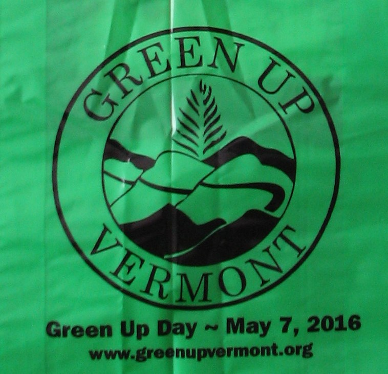 Green Up Day, Saturday May 7