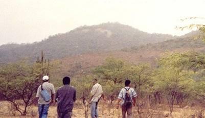 El Cerro Pilán - Chulucanas