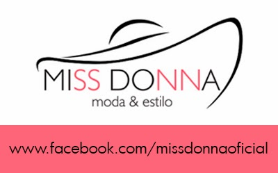 Curta MissDonna no Facebook!