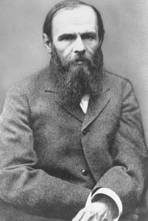 Escritor Fiodor Dostoievski (Fedor Dostoievsk)