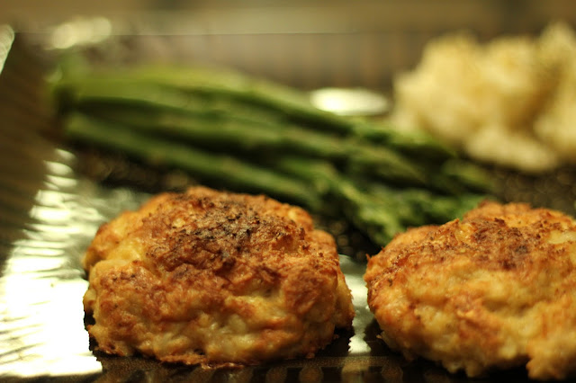 Crab Cakes Broil Or Fry
