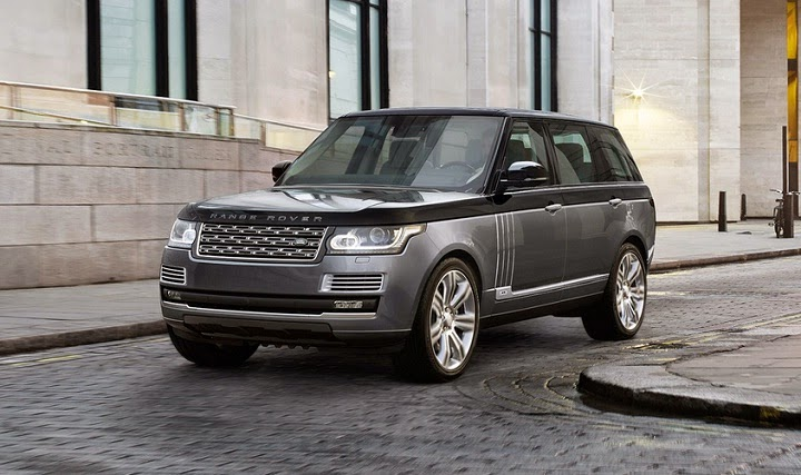 Spesifikasi Harga Range Rover SVAutobiography