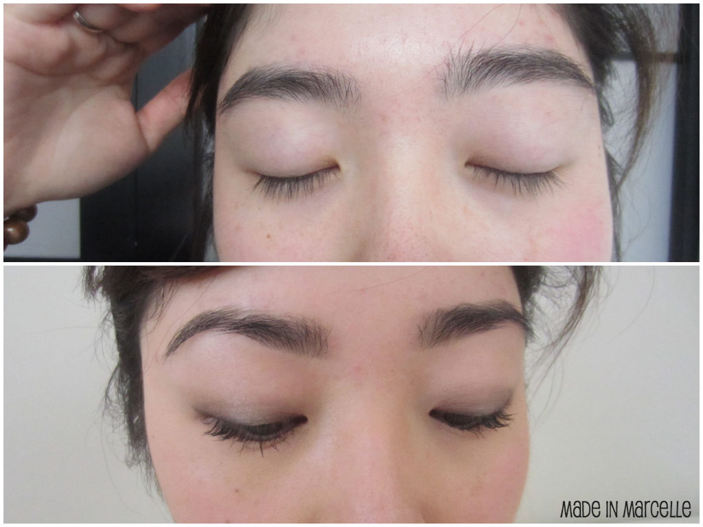 Life By C I Have An Arch My Eyebrow Tinting Shaping Experience