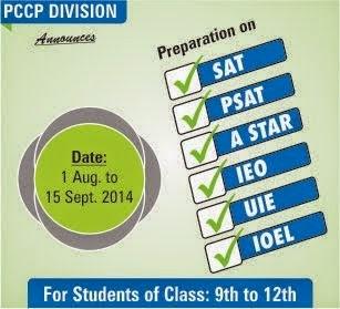English Workshop  @ PCCP