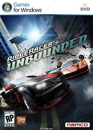 Ridge Racer Unbounded Bundle-PROPHET