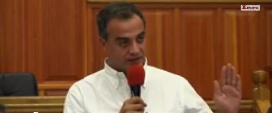 Καστοριά: Νέες βολές Καρυπίδη κατά των κυβερνητικών βουλευτών (βίντεο)