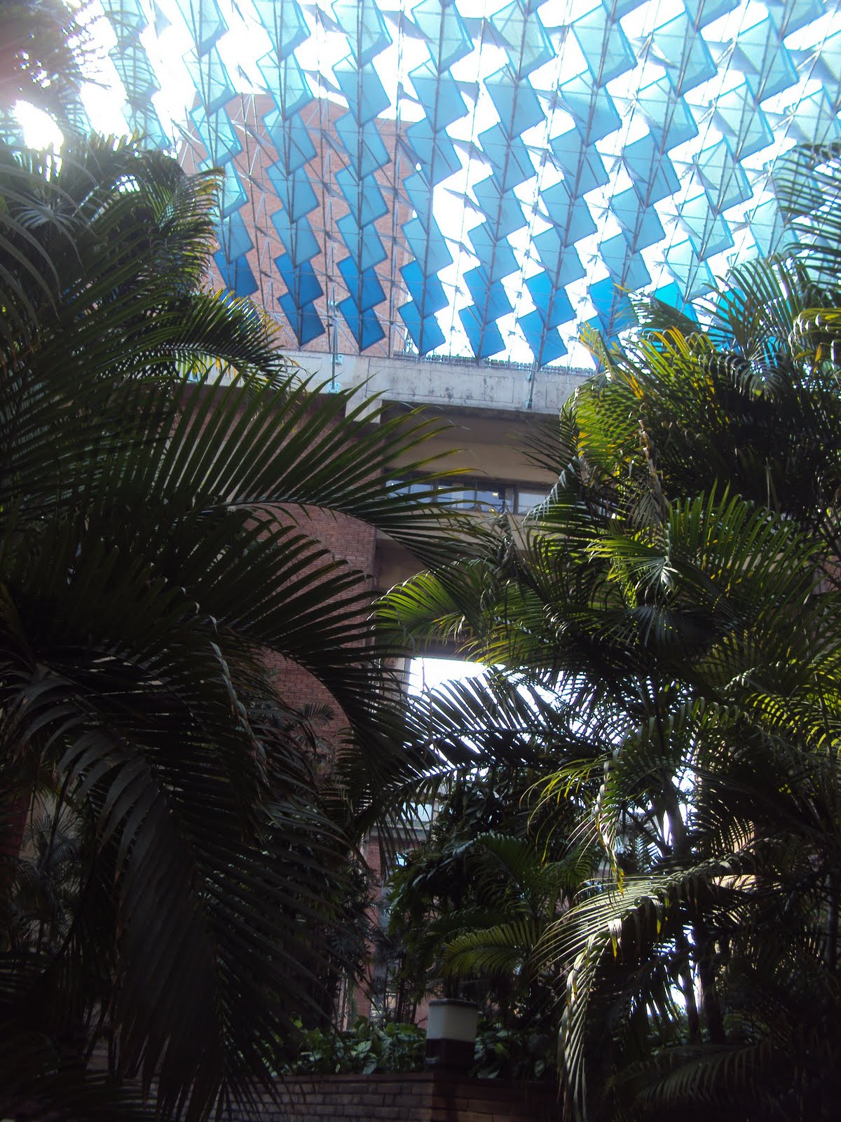 Architecture student 39 s corner india habitat centre new delhi for Space arch delhi