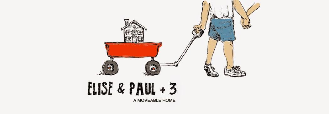 Elise & Paul + 3