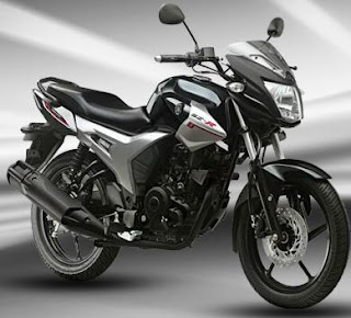 Yamaha SZR Black color
